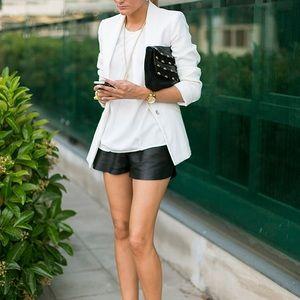 Zara Woman White Blazer M